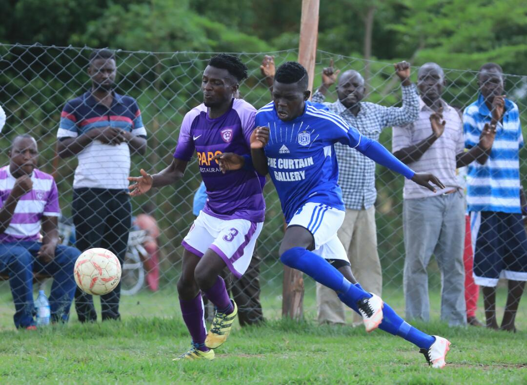 FUFA Big League Results   • Dove FC 4-1 Water FC   • Ntinda United 0-1 Kansai Plascon   • Kireka United 4-2 Kiboga Young   • Kyetume FC 2-1 UPDF FC   • Light SSS 1-0 Bukedea TC   • Kataka FC 2-0 Entebbe FC   • Nebbi Central 0-2 @WakisoGiantsFC