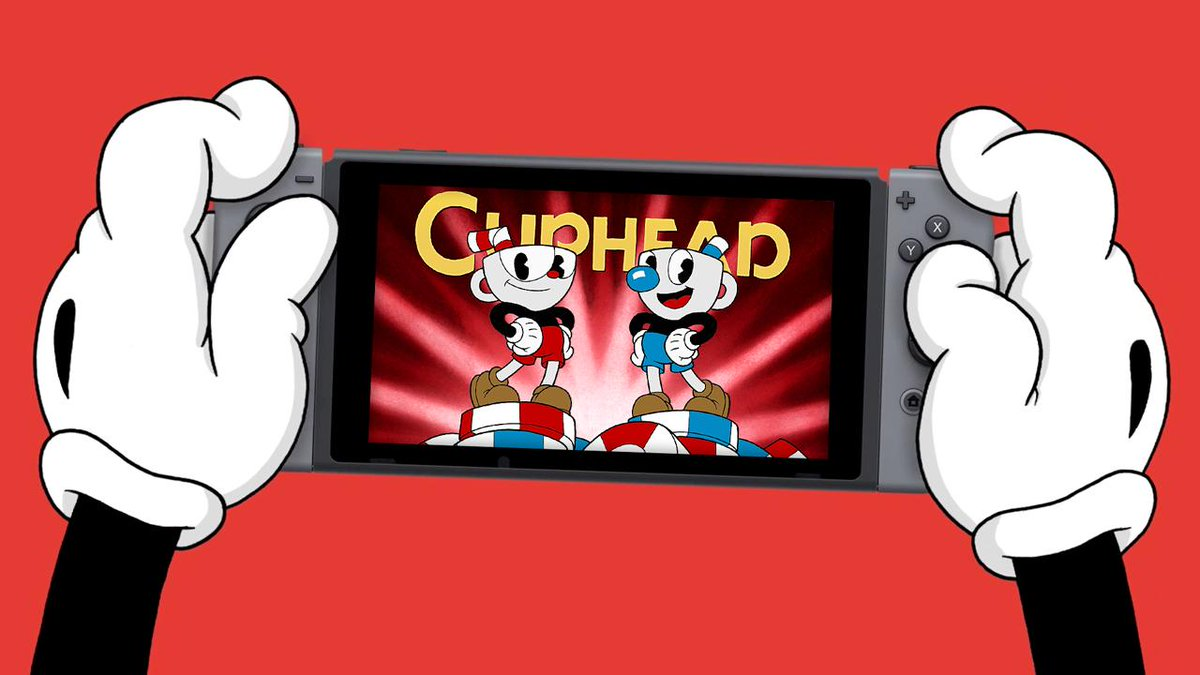 It's a good day for a swell battle: Cuphead is available now on Nintendo Switch!!  Watch the launch trailer: https://youtu.be/HEMyc7qpxjQ  Download today on the Nintendo eShop: https://www.nintendo.com/games/detail/cuphead-switch/…