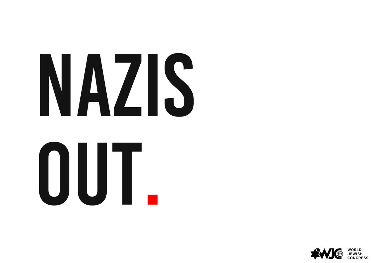 Hitler died more than 70 years ago, but his hateful ideology is still glorified by fascists and antisemites.  This weekend, neo-Nazis from across Europe will gather to celebrate his birthday. It's time to say Nazis out once and for all. #NazisOut