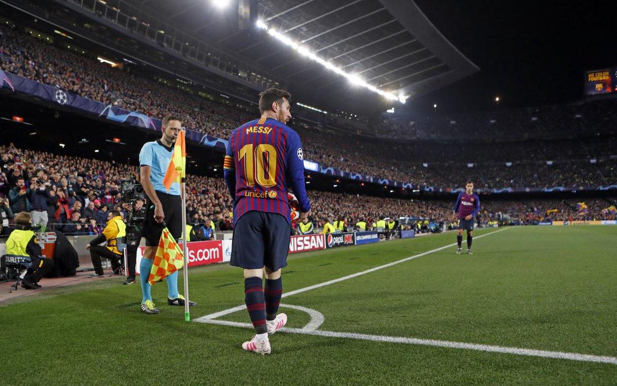 Messi volverá a ser titular tras descansar en Huesca (Foto: FCB).