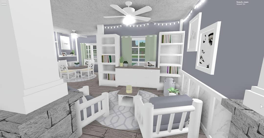 Living Room Ideas Bloxburg Jihanshanum