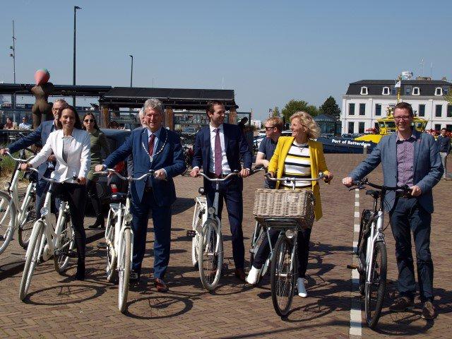 Nieuwe regionale fiets- en wandelroutes gelanceerd https://t.co/eV7ajTkaGI https://t.co/zzuSTOTfr2