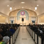 Image for the Tweet beginning: SJS spent time in Eucharist