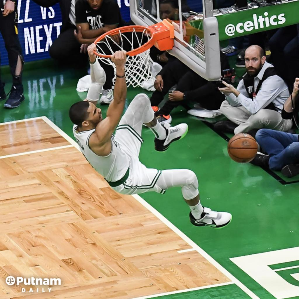 Boston Celtics @celtics