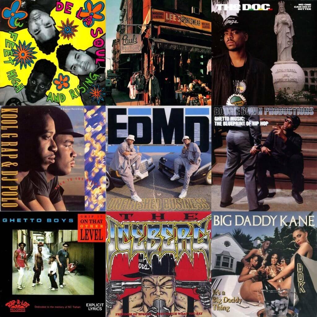 Hip Hop Golden Age On Twitter Greatest Hip Hop Albums 1986