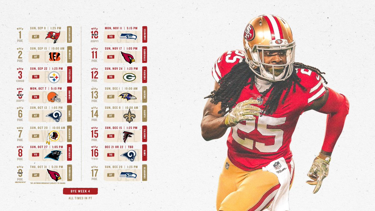 San francisco 49ers on twitter the 73rd season of 49ers - 2015 49ers schedule wallpaper ...