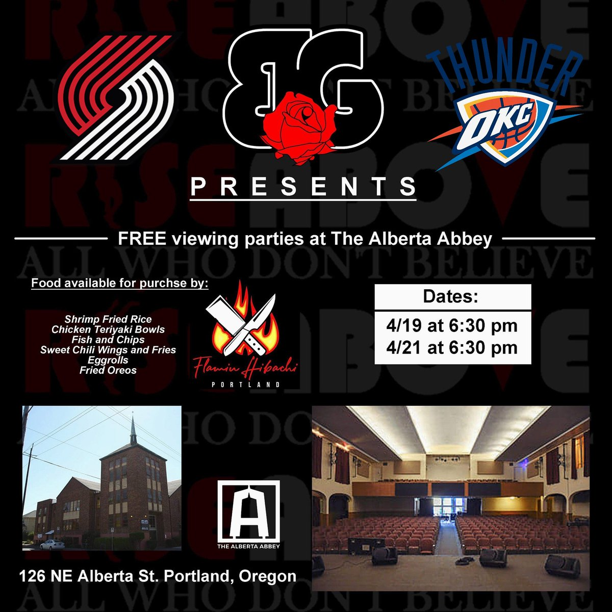 #BombsAway TShirt GIVEAWAY  1) RT our event flyer 2) COMMENT DONE  #RIPCITY <br>http://pic.twitter.com/tT7oT09U7b