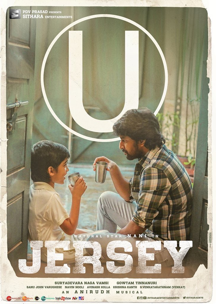 Sai Dharam Tej's photo on #Jersey