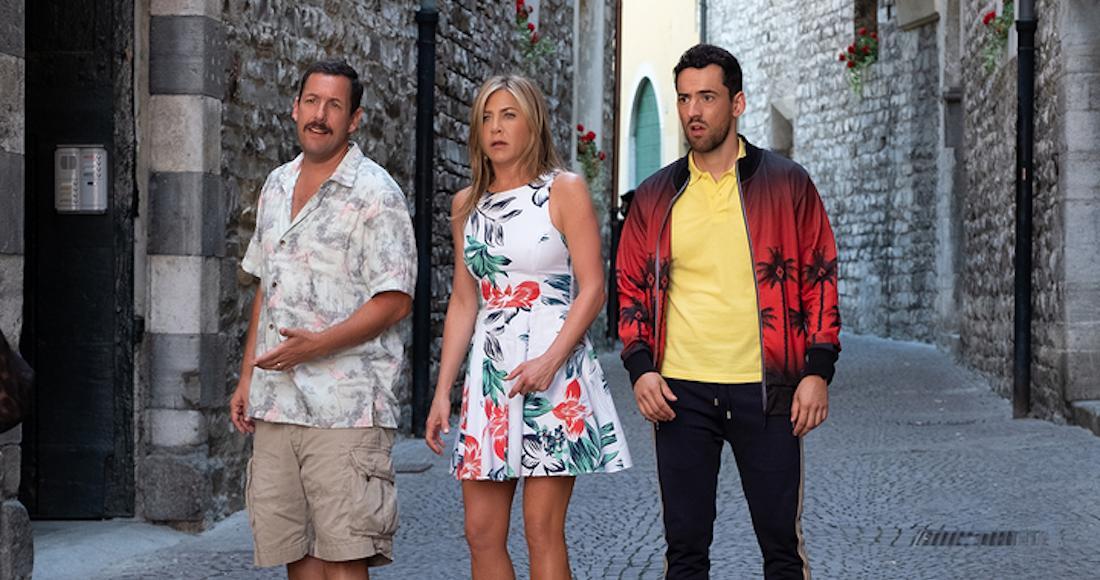 Sin Embargo MX's photo on Jennifer Aniston
