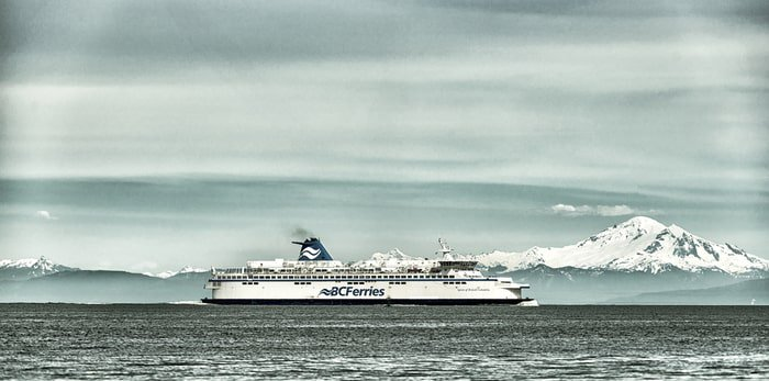 Vancouver Is Awesome's photo on bc ferries