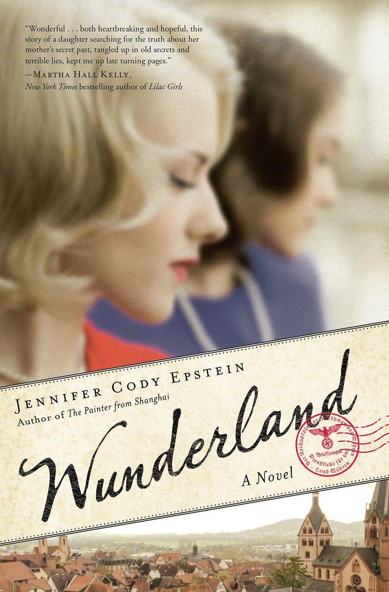 "Cover of ""Wunderland"" by Jennifer Cody Epstein."