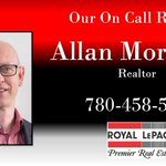 We always have an Agent on call for all your Real Estate needs! Call Allan Morrison at 780-458-5595 and check out our website https://t.co/InHvzce6B3 #yegre #realtor #homesforsale #stalbert