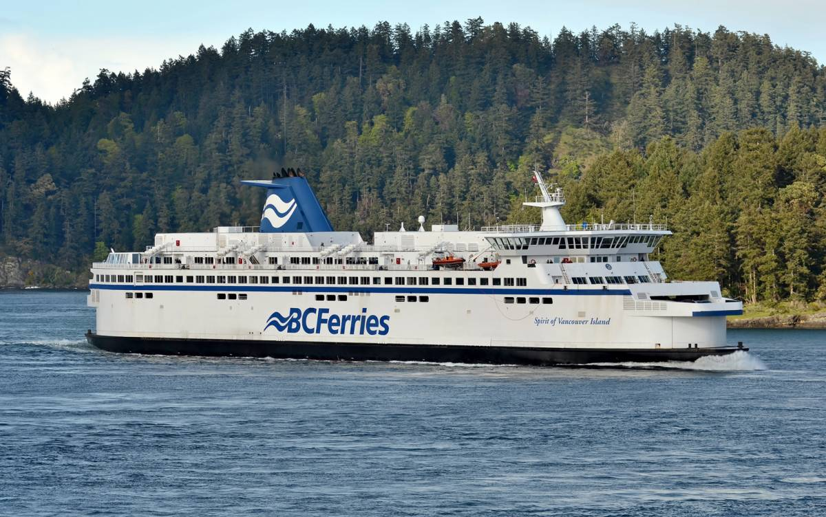 Straight News's photo on bc ferries