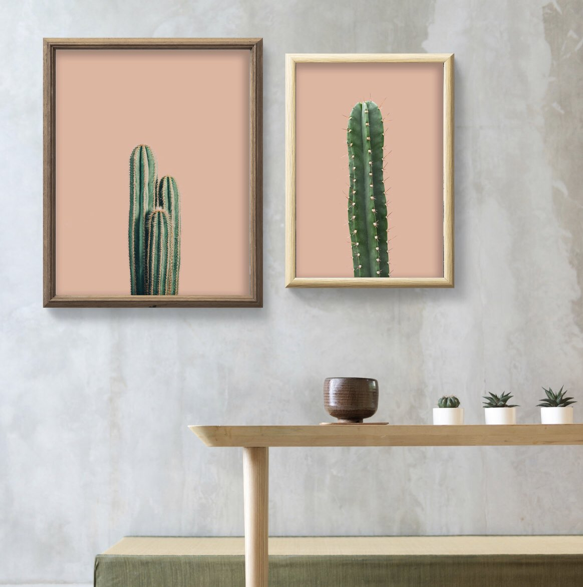 FIRST GIVEAWAY! I'm giving away a pair of A4 #livingcoral cactus posters to one of my lovely followers! RT and tag a friend  <br>http://pic.twitter.com/xNGM5zGCLn