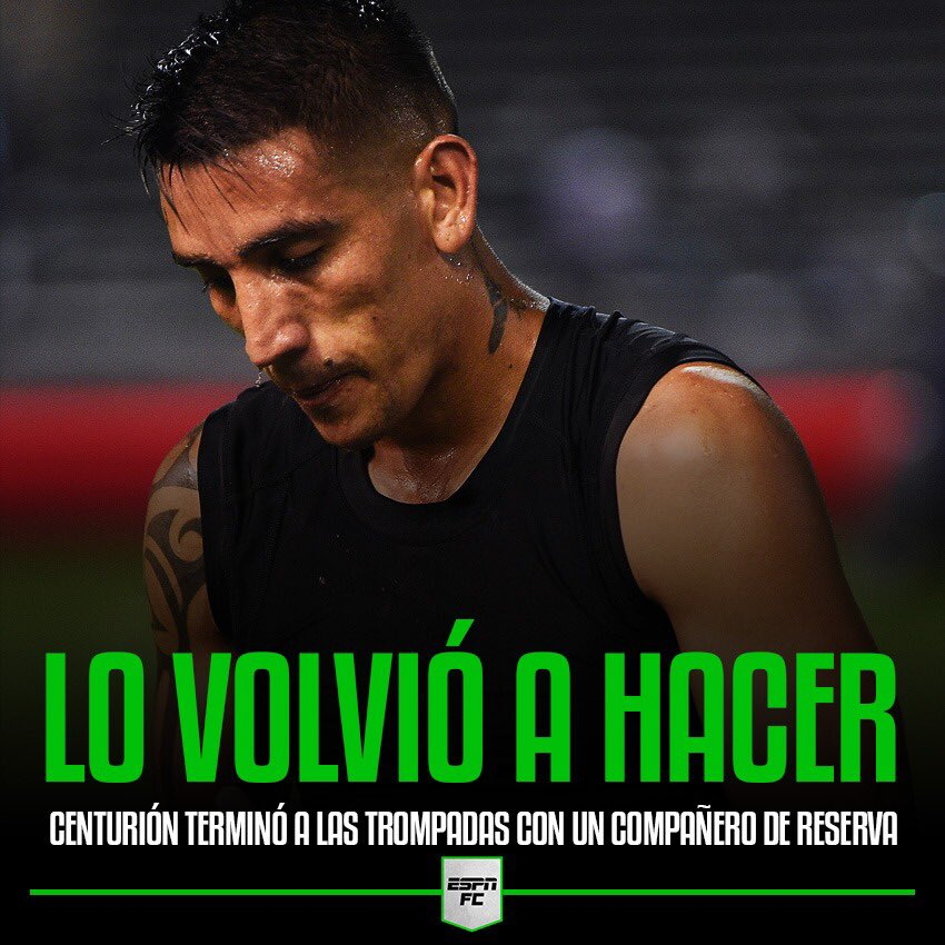 ESPN Fútbol Club Argentina's photo on Ricardo Centurión