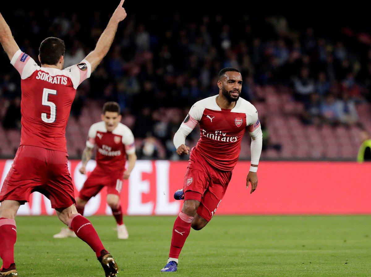Video: Napoli vs Arsenal