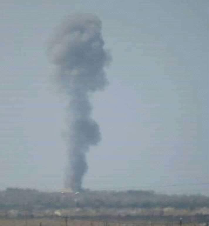Reports from the northern Sinai today the Israeli Airforce conducted raids in and around Rafah including Sheikh Zuweid. #Egypt #Israel