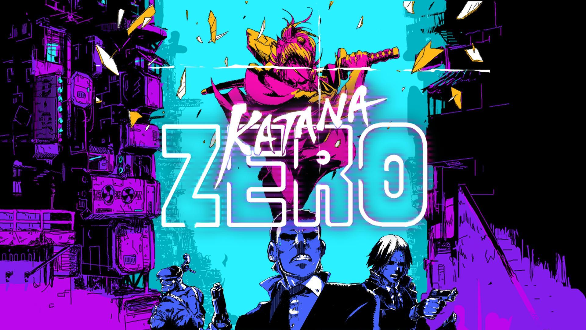 Katana ZERO-DARKZER0    |  156 MB