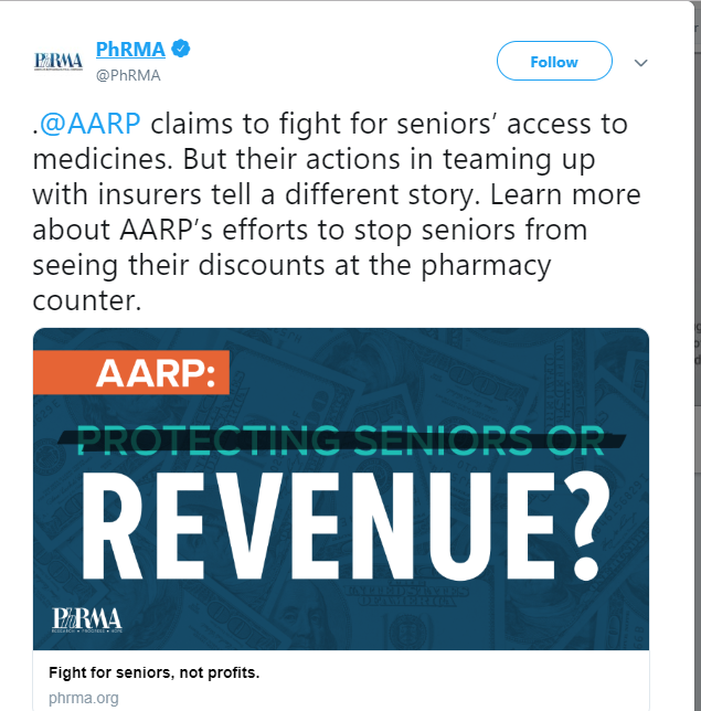 Amac Vs Aarp >> Aarp Advocates On Twitter In Case You Missed It Here S The Now