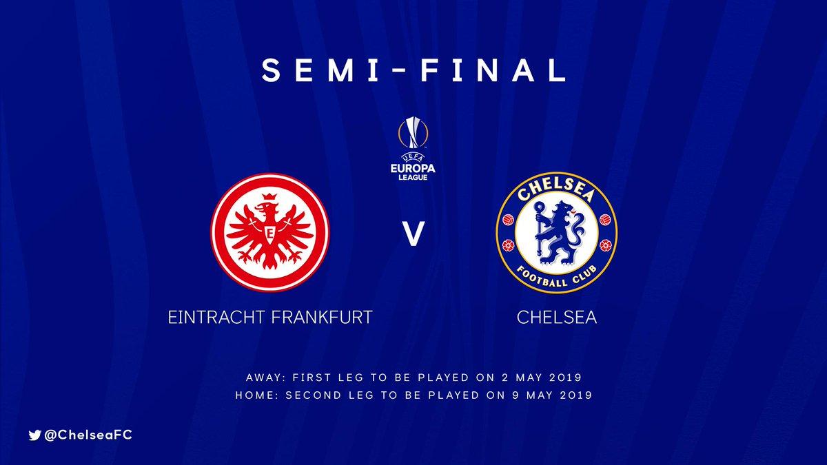 Frankfurt – Chelsea: Thuốc thử hạng nặng