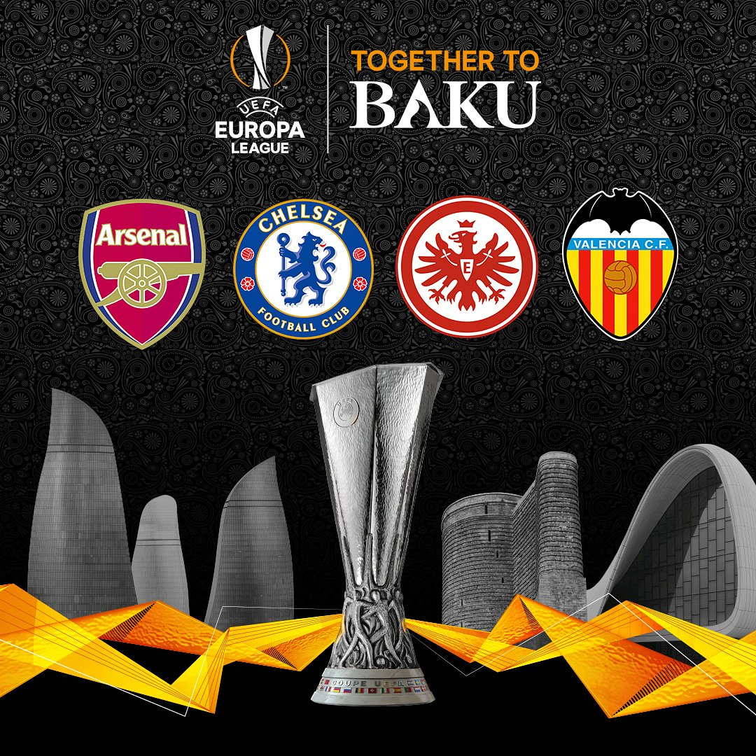 UEFA Europa League's photo on Valencia