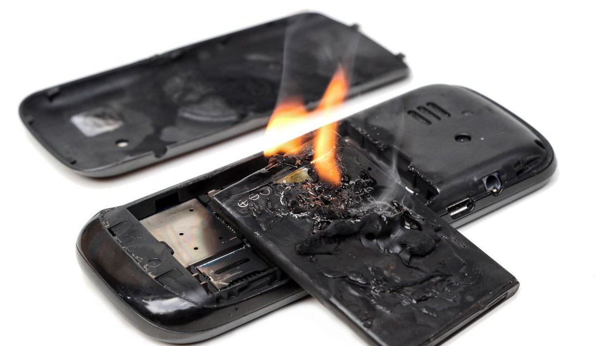 Lithium-ion fires are extremely dangerous and toxic, so they should be a last resort