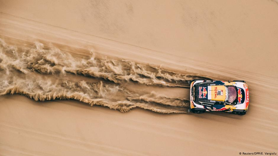 Dakar Rally moves to Saudi Arabia for 2020 race - DW (English)  http:// dlvr.it/R35rRw  &nbsp;  <br>http://pic.twitter.com/c54IIG9TCU