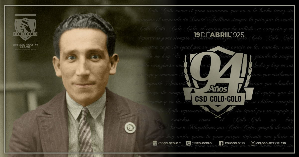 CSD Colo-Colo's photo on Hoy 19