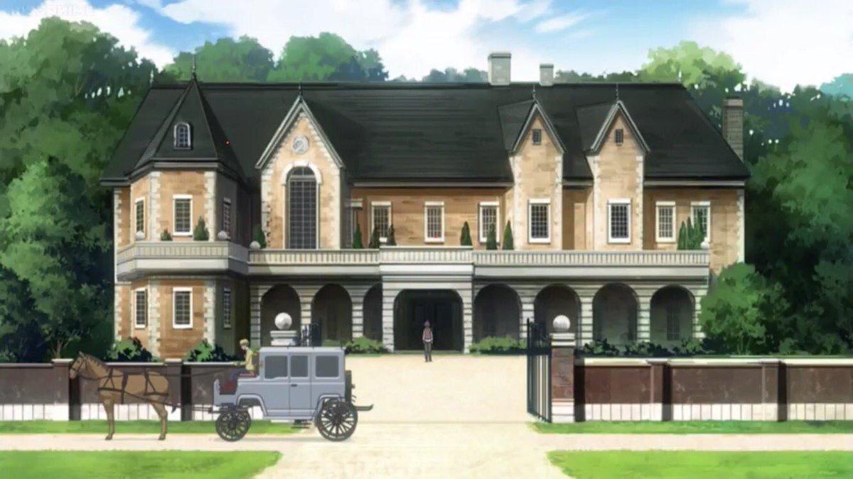 RT @ta98754241: 賢者の孫の屋敷と、このすばの屋敷似すぎだろ https://t.co/Q4mfz5sWDa