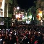 Image for the Tweet beginning: ¡ TAMBORADA DE JUEVES SANTO