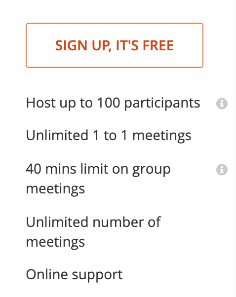 Zoom Meeting Free