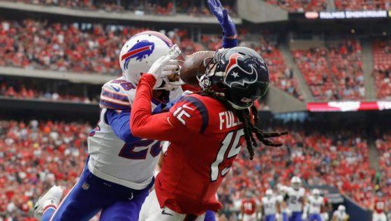 The @HoustonTexans expect Will Fuller to be back for season opener. #NFL http://bit.ly/2V8K2YV