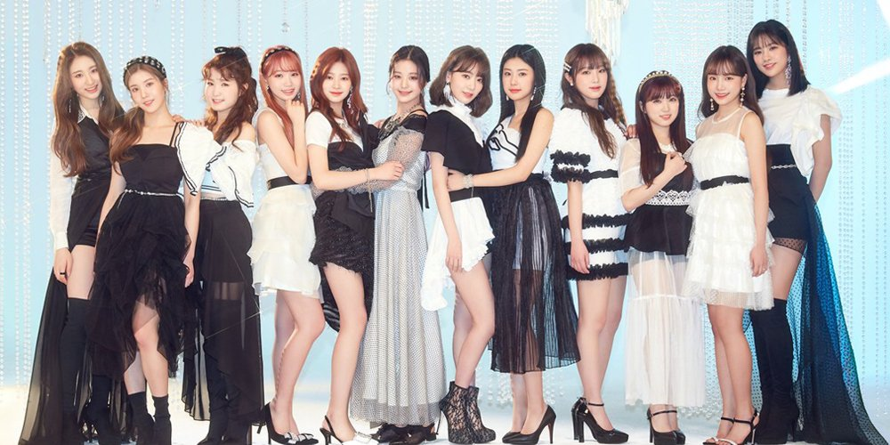 IZ*ONE confirmed to make their first guest appearance as 12 on &#39;Knowing Brothers&#39;  https://www. allkpop.com/article/2019/0 4/izone-confirmed-to-make-their-first-guest-appearance-as-12-on-knowing-brothers &nbsp; … <br>http://pic.twitter.com/uuEpU6aqfx