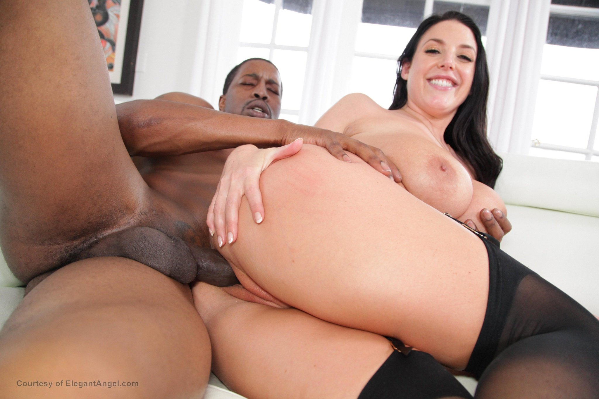 Thick White Girl Interracial