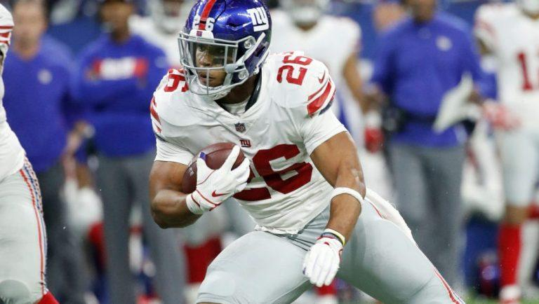 Saquon Barkley: If Rookie of the Year doesn't make me the right pick, what will? http://bit.ly/2vdxT6q