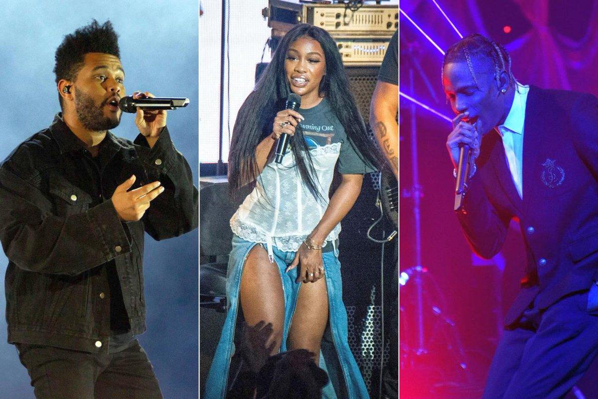 SZA, Travis Scott & The Weeknd Power Is Power Lyrics