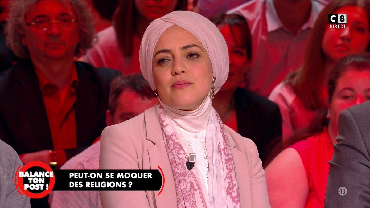 Islam sous tutelle sioniste : le cas Nadiya Lazzouni