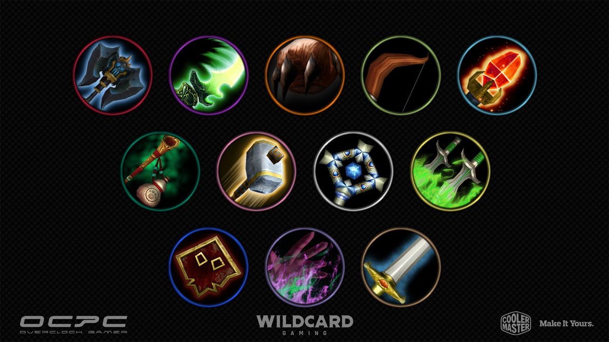 8e0a6984b3b5c Wildcard Gaming WoW on Twitter