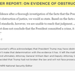 """Image for the Tweet beginning: """"While this report does not"""
