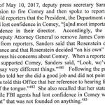 Image for the Tweet beginning: After FBI Director James Comey