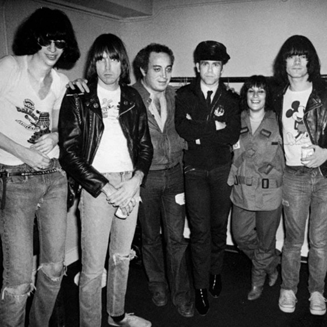 Johnny Ramone's photo on Gabba