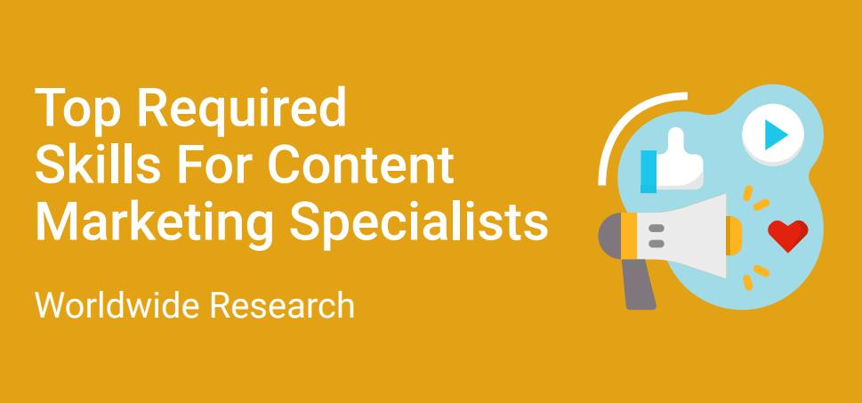 Want to know what it takes to become a great content marketer?   Check out our updated Content Marketing Jobs study!  👉 http://bit.ly/contstudy   🔬based on analysis of 10,000+ job offers 🌍encompasses 5 English-speaking countries 👨‍🎓underpinned by prominent field expert opinions