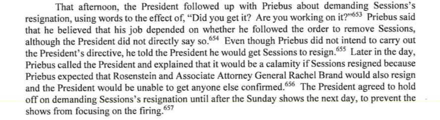 If you're gonna fire the attorney general best to do it after the sunday shows. #prcrisis101