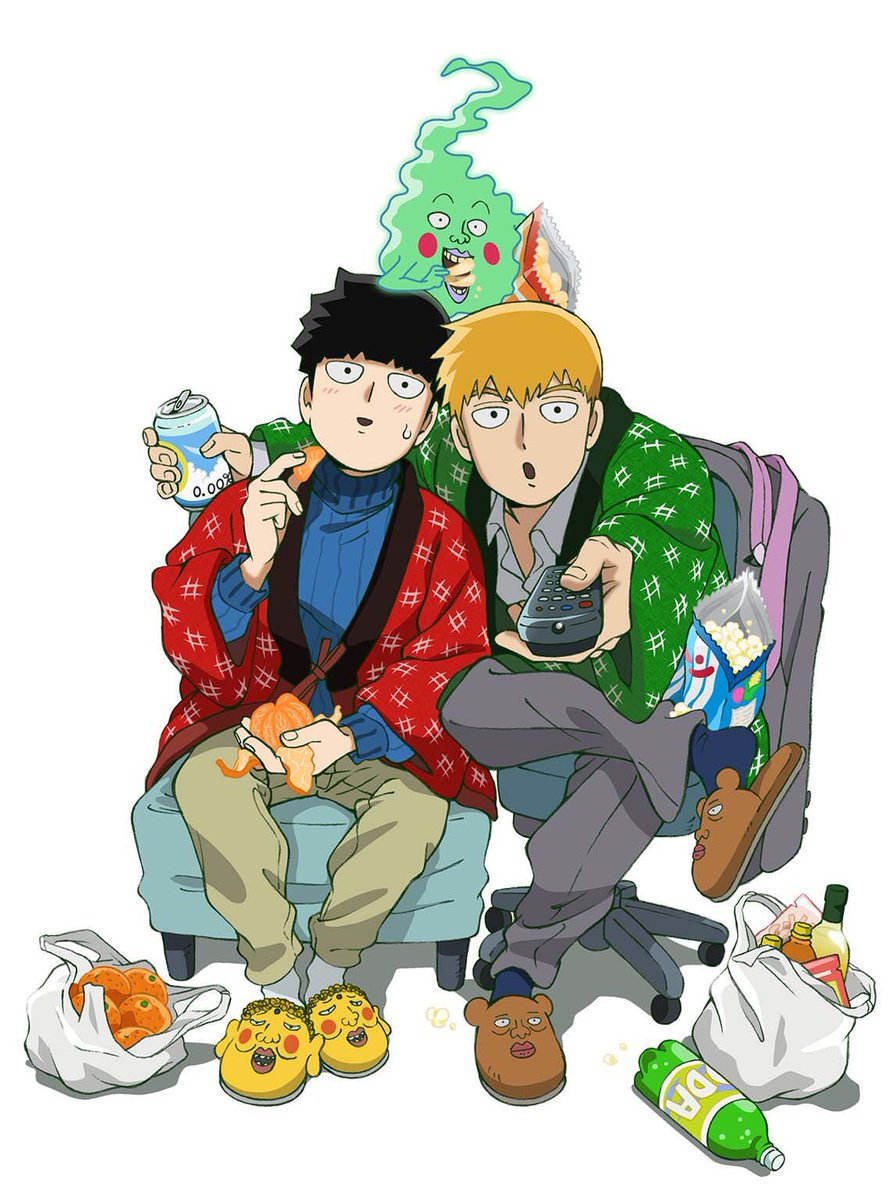 FINALLY!!!!! MOB PSYCHO 100 II ENGLISH DUB IS COMING...!!!!!!!!!  It will become available to stream on #funimation and #crunchyroll so stay tune for their announcements!  Let's welcome back @KyleMcCarley @Kirbopher and others!!! #mobpsycho100