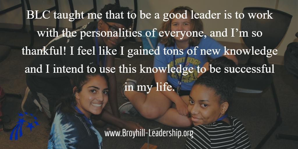 Broyhill Leadership Officialblc Twitter