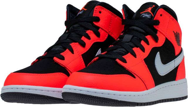 release date 5d05e d21cf born in 1985 and redesigned for today the air jordan 1 mid kids shoe  delivers the