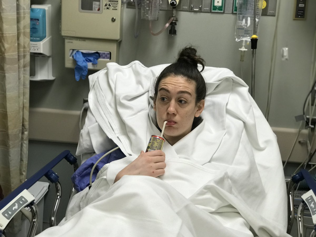 Officially on the road to recovery! Thank you to Dr. El Attrache &amp; Dr. Jung for a successful surgery this AM Again, thank you for all the love and support The get back starts now...  #TheComeback<br>http://pic.twitter.com/9PEq1odQQq