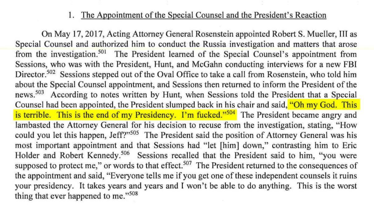 Oh.. to see our future grandkids and their grandkids read this in history class #MuellerTime <br>http://pic.twitter.com/olqth3D5YF