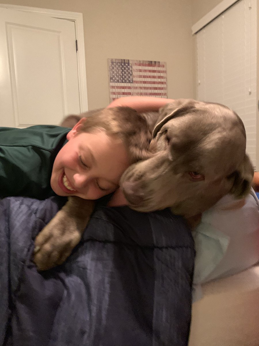 I love tucking my brother in every night and giving him a good night kiss <br>http://pic.twitter.com/KQh5I3Tzze