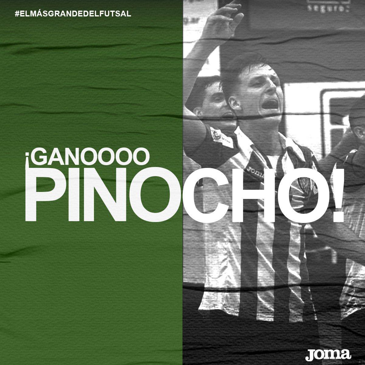FINAL DEL PARTIDO Pinocho 9 (Caamaño x2, Calo, Rolón x2, Spellanzon x2, Corazza y Elías)-4 17 de Agosto.  #ElClasico es nuestro.